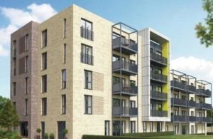 Fairview Homes development in Colindale